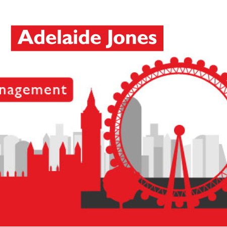 Find our more about our work for Adelaide Jones